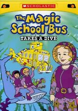 The Magic School Bus: Takes a Dive [New DVD]