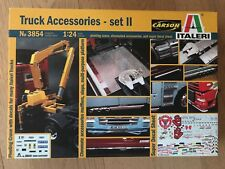 +++ Italeri TRUCK ACCESSORIES II 1:24 803854 3854