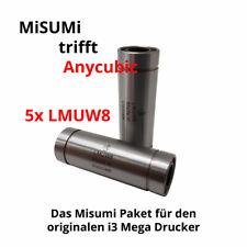 Präzisionsupgradekit von Misumi für euren Anycubic i3 Mega, 5 Lager