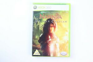 Narnia : Prince Caspian (Microsoft Xbox 360,2008) Complete with Manual