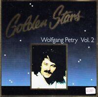 Wolfgang Petry + CD + Golden Stars (2) + Tolles Album mit 18 starken Songs + NEU