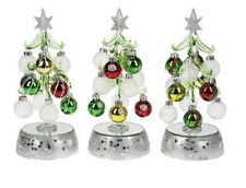 Ganz Light Up Christmas Tree With Ornament - Choose Your Style (EX26274)