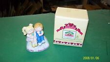 Cabbage Patch Kids porcelain figurine Rainbow Sweetheart In Box
