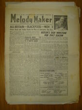 MELODY MAKER 1946 SEP 28 BLACKPOOL PREAGER JAZZ SWING