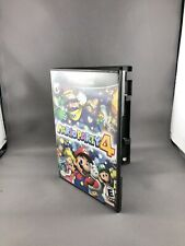 Mario Party 4 Gamecube Complete CIB Nintendo