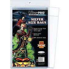 Ultra Pro Comic Series Silver Size Bags x 100