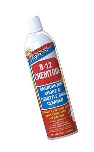 Berryman Products 0117C B-12 Chemtool Carburetor, Choke & Throttle Body Clean...