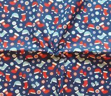 Lewis /& Irene-pequeñas cosas-Navidad Col:1 D#SMC9-100/% algodón por 1//4 Metro