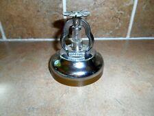Vintage Hodgman Fire Sprinkler Salesman Sample Paperweight