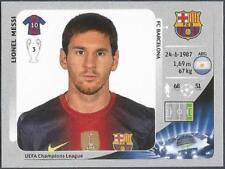 PANINI UEFA CHAMPIONS LEAGUE 2012-13- #460-BARCELONA-LIONEL MESSI