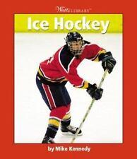 Ice Hockey (Watts Library)-ExLibrary