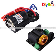 Zvs Tesla Coil Flyback Driversgtcmarx Generatorjacobs Ladder Ignition Coil