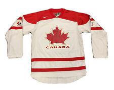 Nike Team Canada 2010 Vancouver Olympics Hockey NHL Jersey Mens Size Small
