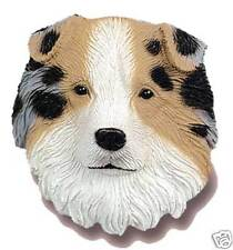 AUSTRALIAN SHEPHERD * K-9 Kreations Dog Head MAGNET