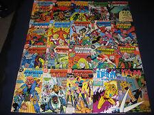 DOOM PATROL COMPLETE RUN 1-87 (1987-1995) & Annual 1, Doom Patrol Special 1