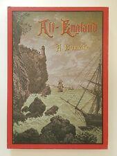 Alt England Eine Studienreise London und Grafschaften Adolf Brennecke Reprint