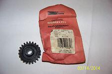 New Nos Homelite Idler gear 420 snow blower # Ja-99155-9 model 420