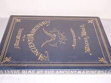 easton press RIME OF THE ANCIENT MARINER Samuel Coleridge illustr Gustave Dore