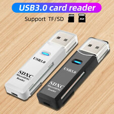 High Speed USB 3.0 Card Reader Adapter For Micro SD SDXC TF T-Flash Memory Card