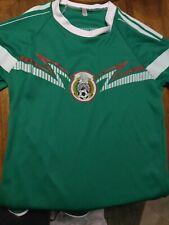 Mexico Soccer jersey & short Kids Size Large Seleccion Nacional Mexicana