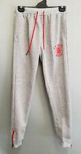 BNWT Girls Sz 10 Grey Marle Rivers Brand Fleecy Casual Track Pants