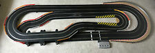 Scalextric Digital Layout with Hairpin / Flyover & 2 Cars