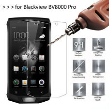 9H Premium Tempered Glass Screen Protector Guard Film For Blackview BV8000 Pro