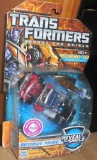 Transformers Reveal The Shield OPTIMUS PRIME Mosc New Deluxe Rts