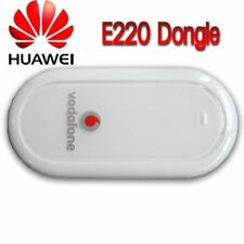 HUAWEI E220 3G modem usb HSDPA 7.2 Mbps PC TABLET Dongle SBLOCCATO