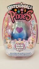 *HATCHIMALS ROYAL SNOW BALL* Pixies Blue Mystery Egg