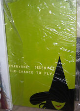 Wicked Oil Painting 28x16 NOT a print poster.Box Framing Avail.Witch Oz theatre