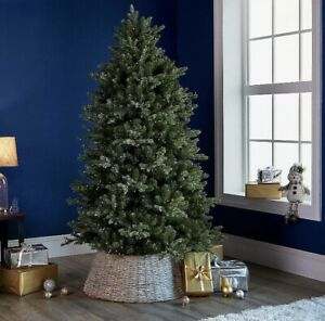 Santas Best 6ft Christmas Tree 116 Function Pre Lit Deluxe Free Postage