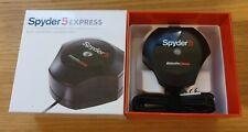 More details for spyder 5 express (datacolor) - monitor / laptop screen calibration - new unused