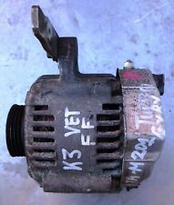 DAIHATSU TA-M201 ENGINE K3-VET FWD 1,3cc PETROL ALTERNATOR 102211-5450 USED