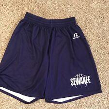 Vintage Russell Sewanee Basketball Shorts Size L
