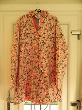 Button Raincoats Casual Floral Coats & Jackets for Women