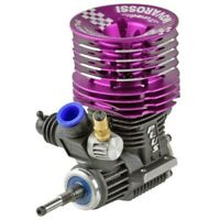 ENGINE MOTORE Novarossi PLUS.21-4BTT 4BTT 1/8 BUGGY PLUS WC ACCIAIO STEEL TUNED