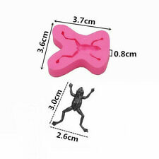 Little Frog Silicone Mold Diy Baking, Chocolate, Candy, Resin, Clay, Jewelry B1