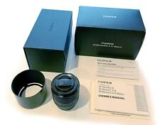 Fujifilm Fujinon XF 60mm F 2.4 R Macro Lens