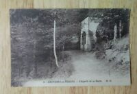 Carte Postale Postcard France Bruyeres-en-Vosges - Chapelle de la Roche