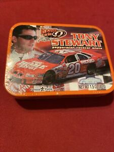 #20 TONY STEWART 1999  ROOKIE OF THE YEAR MINTS IN TIN  New & Sealed