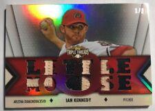 Ian Kennedy 2012 Topps Triple Threads 1/1 Patch