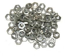 50 Meccano Part 37a Hex Nut Zinc Original