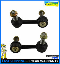 Pair Front Suspension Stabilizer Bar Links Right and Left Side Trailblazer Envoy