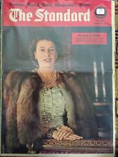 Vintage The Standard Montreal Quebec Weekend Magazine December 4, 1948