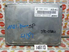 13 14 15 16 CHEVROLET MALIBU ENGINE COMPUTER ECU ECM 12664220 12653998 AB4C OEM