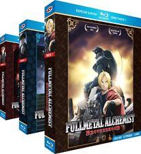 ★Fullmetal Alchemist Brotherhood★ Intégrale + OAVs - Edition Saphir [Blu-ray]