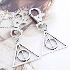 Magic Harry Potter Deathly Hallows Mini Metal Tool Key Chain Keyring Kids Gift*