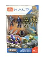 Mega Construx HALO Spartan IV Team Battle 107 Pieces