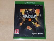 Call of Duty Black Ops IIII 4 Xbox One